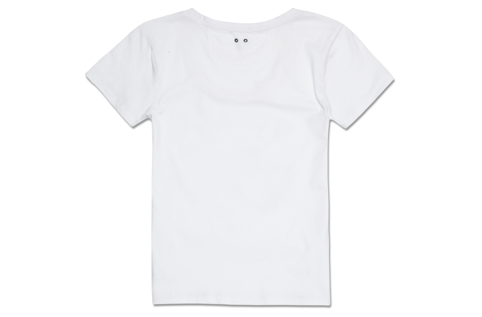 时髦logo短袖图案t恤 女款