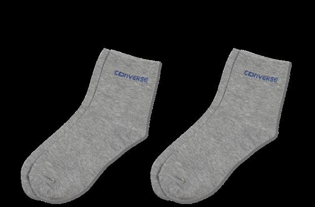 灰色袜子搭配图片欣赏