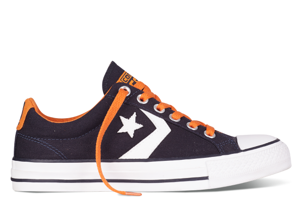 StarPlayer街头达人,鞋带的撞色设计让人眼前设计证社团图片