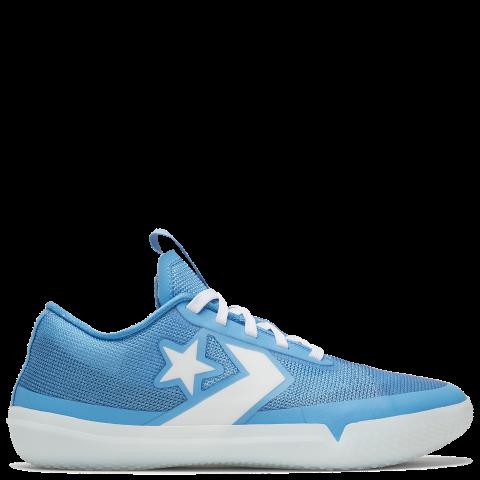 匡威converse 【男女同款】All Star Pro BB167937C450大學藍/白色/白色