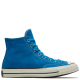 匡威converse 【男女同款】CHUCK 70 SEASONAL COLOR SUEDE167487C400蓝色