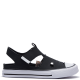 匡威 converse 【儿童】Chuck Taylor All Star Superplay Sandal 664451C001 黑色/黑色/白色