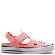 匡威converse 【儿童】Chuck Taylor All Star Superplay Sandal664452C639漂白珊瑚红/粉色/白色